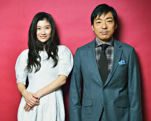 映画『ワンピース フィルム ゼット』篠原涼子&香川照之 単独インタビュー