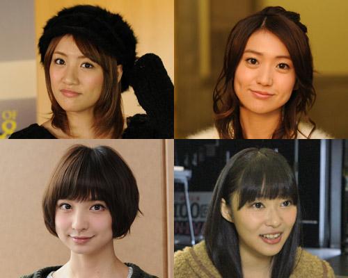 『DOCUMENTARY OF AKB48』高橋みなみ、大島優子、篠田麻里子、指原莉乃 単独インタビュー