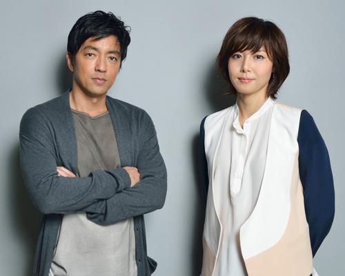 『藁の楯 わらのたて』大沢たかお&松嶋菜々子 単独インタビュー