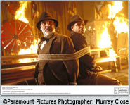 「インディ・ジョーンズ/最後の聖戦」(c) Paramount Pictures Photographer: Murray Close