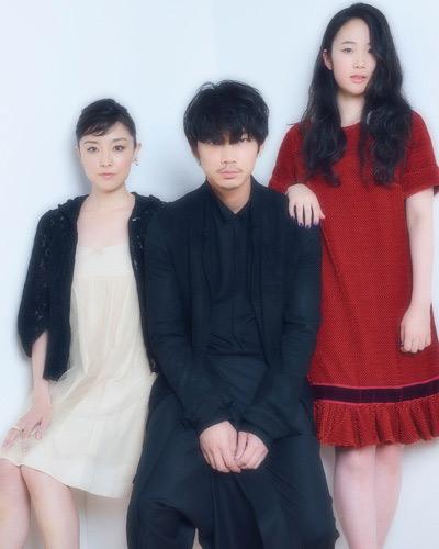 『シャニダールの花』綾野剛、黒木華、伊藤歩 単独インタビュー