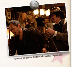 『許されざる者』©2013 Warner Entertainment Japan Inc.