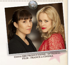 『パッション』© 2012 SBS PRODUCTIONS - INTEGRAL FILM - FRANCE 2 CINEMA
