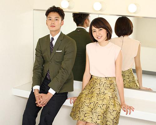 『潔く柔く きよくやわく』長澤まさみ&岡田将生 単独インタビュー