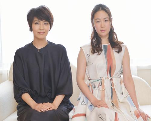 『小さいおうち』松たか子&黒木華 単独インタビュー