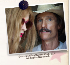 『ダラス・バイヤーズクラブ』©2013 Dallas Buyers Club, LLC. All Rights Reserved.