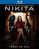 「NIKITA /ニキータ」DVDジャケット