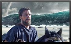 モーゼに道を開いた海がエジプト軍に牙をむく