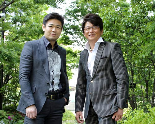 『Zアイランド』哀川翔&品川ヒロシ監督 単独インタビュー