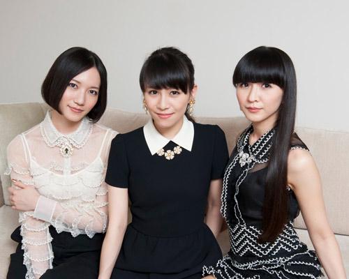 『WE ARE Perfume』Perfume単独インタビュー