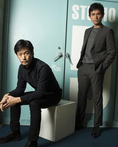 『人生の約束』竹野内豊&江口洋介 単独インタビュー