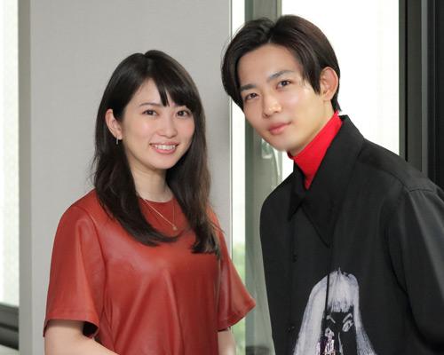 『泣き虫ピエロの結婚式』志田未来&竜星涼 単独インタビュー