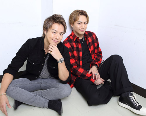 『HiGH&LOW THE RED RAIN』TAKAHIRO&登坂広臣 単独インタビュー