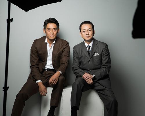 『相棒−劇場版IV−』水谷豊&反町隆史 単独インタビュー