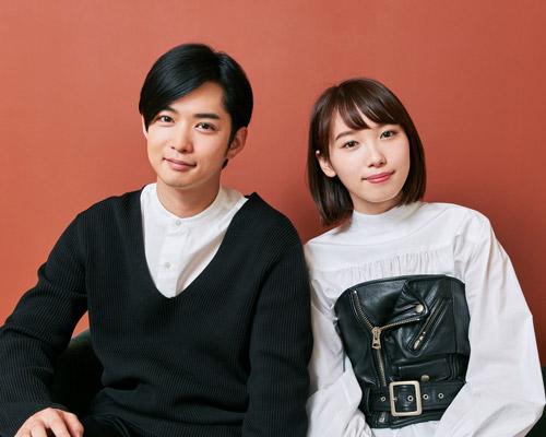 『暗黒女子』飯豊まりえ&千葉雄大 単独インタビュー
