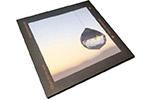 『光』写真型メモ帳