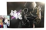 『銀魂』サイン入りプレス