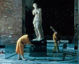 パリ・ルーヴル美術館の秘密