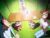 映画クレヨンしんちゃん 伝説を呼ぶ ブリブリ3分ポッキリ大進撃