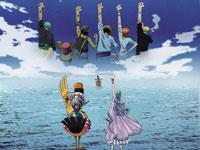 ONE PIECE ワンピース エピソード オブ アラバスタ 砂漠の王女と海賊たち