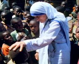 マザー・テレサ:母なるひとの言葉