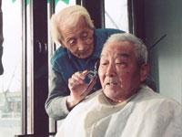胡同の理髪師