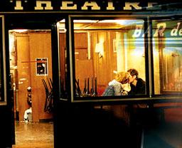 モンテーニュ通りのカフェ