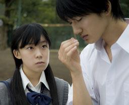 桃まつりpresents kiss!/収穫