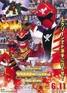 映画『ゴーカイジャー ゴセイジャー スーパー戦隊199ヒーロー大決戦』チラシ