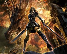ドラゴンエイジ -ブラッドメイジの聖戦-