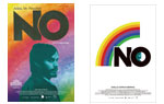 映画『NO』オリジナル2枚組ポストカード