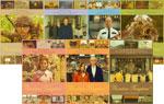 映画『ムーンライズ・キングダム』7種類のキャラクターポストカード