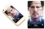 映画『トランセンデンス』極秘情報入り!おでかけデップICパスケース