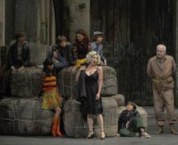 パリ・オペラ座へようこそ ライブビューイング2012~2013/カルメン(オペラ)