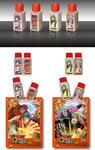 映画『劇場版トリコ 美食神の超食宝(スペシャルメニュー)』パスケース付きスパイスセット