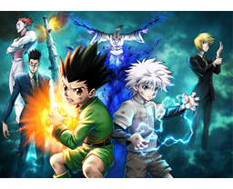 劇場版HUNTER×HUNTER-The LAST MISSION-