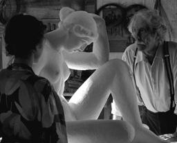 ふたりのアトリエ ~ある彫刻家とモデル