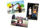映画『キューティー&ボクサー』オリジナルポストカード