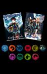 映画『エンダーのゲーム』秋赤音さん描き下ろしクリアファイルと「エンダーのゲーム」特製ピンバッジ