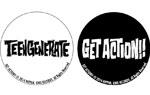 映画『GET ACTION!!』数量限定!選べる缶バッヂ
