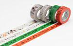 映画『なまいきチョルベンと水夫さん』スウェーデンデザイン界の巨匠オーレ・エクセルのイラスト柄マスキングテープ 提供元:mt *新宿武蔵野館限定。数量限定(柄はお選びいただけません)