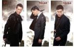 映画『レクイエム 最後の銃弾』大型ポストカード※前売券1枚につき【A:ルイス・クー】【B:ニック・チョン】【C:ラウ・チンワン】からお選びいただけます。