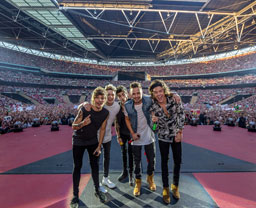 """ONE DIRECTION """"Where We Are""""コンサート・フィルム"""