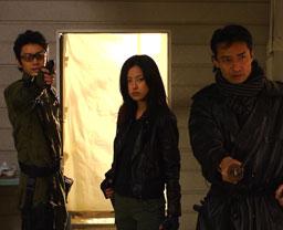 戦極 -Bloody Agent-