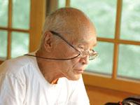 谷川さん、詩をひとつ作ってください。