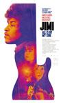 映画『JIMI:栄光への軌跡』ポストカード