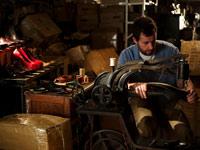 靴職人と魔法のミシン