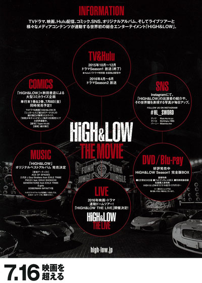 review of the movie high and low The highs and lows of high and low by mike d'angelo each week, the dissolve designates a movie of the week for staffers and readers to watch and discuss together.