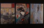 映画『ビハインド・ザ・コーヴ~捕鯨問題の謎に迫る~』鯨の浮世絵ポストカード3種セット