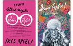 映画『アイリス・アプフェル!94歳のニューヨーカー』オリジナルクリアファイル